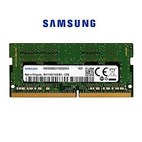 RAM Laptop Samsung 32GB DDR4 Bus 2666 - Hàng Nhập Khẩu