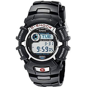 Casio G-Shock G2310R-1 Men's Solar Black Resin Sport Watch