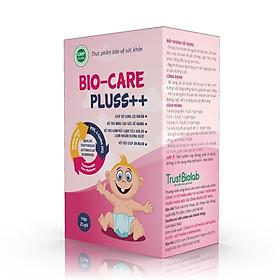 Thực phẩm bảo vệ sức khỏe Bio Care Plus++ cho bé hệ tiêu hóa khỏe mạnh