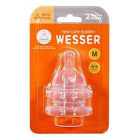 Núm Vú Cổ Rộng Wesser (Size M)