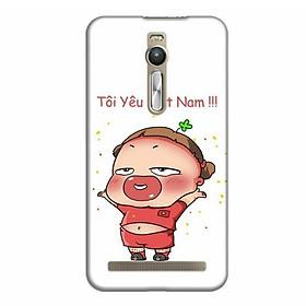 Ốp Lưng Dành Cho Asus Zenfone 2 ZE551ML Quynh Aka 1