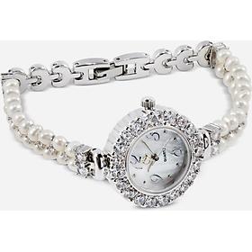 Đồng hồ hợp kim ngọc trai Freshwater 3.5-5mm chất liệu Hợp kim Kiểu dáng đơn giản thanh lịch I1010E0F32W026000Z000