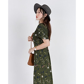 J-P Fashion - Đầm hoa 11004060