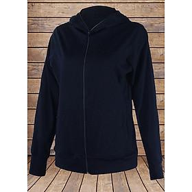 Áo khoác nữ thoát nhiệt Nhật Bản GOKING, 100% cotton siêu thoáng mát, thấm hút mồ hôi, khử mùi, kháng khuẩn, chống UV
