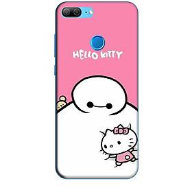 Ốp lưng dành cho điện thoại HUAWEI HONOR 9 LITE hinh Big Hero Kitty