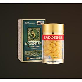 Thực phẩm chức năng Tinh dầu thông đỏ BP Golden Pine - Hộp 100 viên