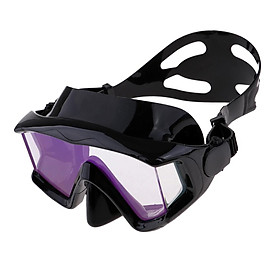 Scuba Diving Mask Anti Fog Tempered Glasses Swimming Snorkeling Goggles