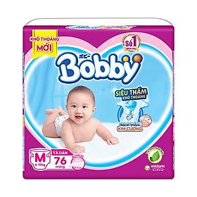 Tã dán Bobby Fresh Siêu Thấm - Khô Thoáng