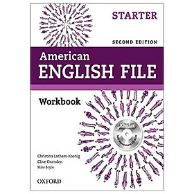 American English File (2nd Edition) Starter Workbook