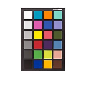 Cân màu cảm biến máy ảnh/máy quay Datacolor SpyderCheckr24 - Hàng Chính Hãng