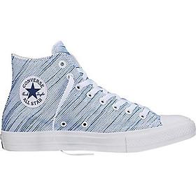 Giày Sneaker Unisex Converse Chuck Taylor 2 White/Navy 151085V