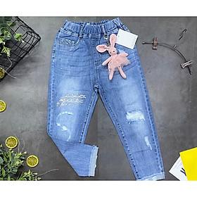 Quần jean dài phong cách bé gái size 11-15