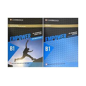 Empower B1 Pre-intermediate (Student's Book+Workbook)