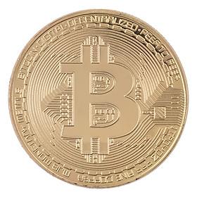 Đồng Bitcoin Vàng