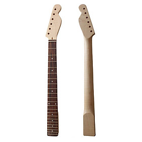 21 Frets TL Guitar Neck Maple Neck+Rosewood Fingerboard