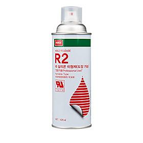 Chai xịt Dầu tách khuôn đúc R2 (R-2) NABAKEM 420ml cho sản phẩm đúc có phủ sơn NABAKEM, dầu tách khuôn R2 NABAKEM, Bôi trơn và chống dính khuôn nhựa và cao su