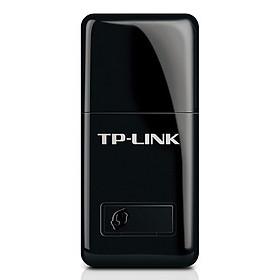 USB thu wifi Wi-Fi TP-Link - TL-WN823N Chuẩn N 300Mbps không anten (Đen) - Hàng Nhập Khẩu