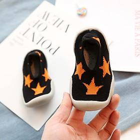 Giày tập đi giày bún chống trượt bé gái bé trai 1-4 tuổi