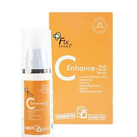 Serum tái tạo và làm trẻ hóa làn da C Enhance-25 (30ml)