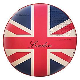 Gối Ôm Tròn London GOVT003