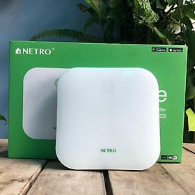 Hộp điều khiển tưới cây tự động cao cấp thông qua van điện từ bằng wifi hỗ trợ app với 12 kênh sprite không dây của Netro Mỹ rất cao cấp và thẩm mỹ