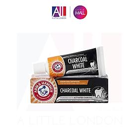 Kem đánh trắng răng Arm & Hammer - Charcoal White 25ml