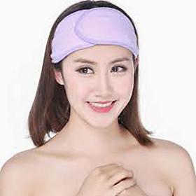 Combo 5 Băng Đô Quấn Tóc Spa Microfiber  Nam Phong - Màu Trắng-6