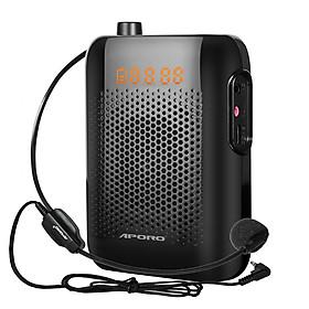 Máy trợ giảng Aporo T30 có dây ( tặng kèm 1 micro không dây FM ) Hàng nhập khẩu