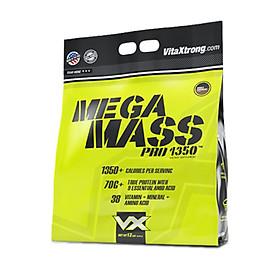 Mega Mass Pro 1350 12lbs (5.4kg) VitaXtrong Sữa Hỗ Trợ Tăng Cân Từ USA