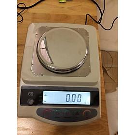 cân kỹ thuật cân hóa chất mủ cao su vàng bạc 5 số GS -(3,2kg/0.01g)