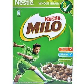 Bánh Ăn Sáng Nestle MILO Cereal (330g)
