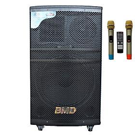 Loa Kéo Di Động Karaoke Bass 40 BMD LK-40B80 (800W) 4 Tấc - Chính Hãng