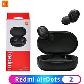 Redmi Airdots 2 TWS Bluetooth Earphones Wireless Bluetooth 5.0 Gaming Headset