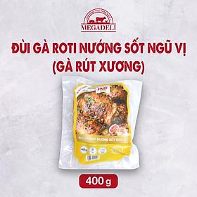 [Chỉ Giao HCM] - Combo 2 Đùi gà roti nướng sốt ngũ vị 400g (gà rút xương)