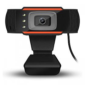 Thiết bị truyền hình ảnh Webcam Livestream cao cấp A870 - C3 Hỗ Trợ 3 Đèn LED AZONE