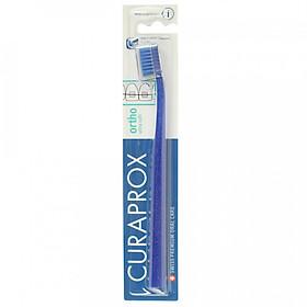 Bàn chải răng siêu mềm cho răng niềng Curaprox CS 5460 Ortho Ultra Soft