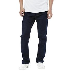 Quần Jeans Nam Cotton Slimfit Vĩnh Tiến JEAN 17 - Xanh Đen Đậm