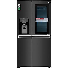 Tủ Lạnh LG InstaView Door-in-Door Inverter GR-X247MC (601L) - Chỉ giao tại Hà Nội