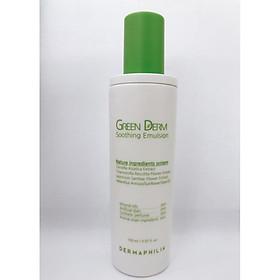 Kem dưỡng Green Derm Soothing Emulsion