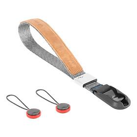 Dây đeo máy ảnh Peak Design Cuff Wrist Strap 2017 - ASH - Hàng chính hãng