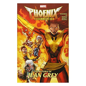 Marvel Comics: Phoenix Resurrection: The Return Of Jean Grey