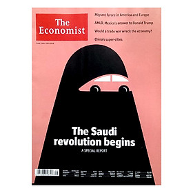 [Download Sách] The Economist: THE SAUDI REVOLUTION BEGINS - 25