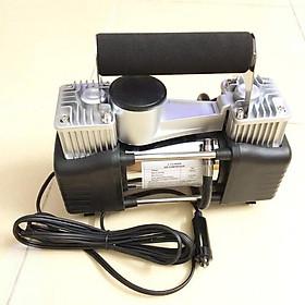 Bơm Lốp Ô Tô 2 Xilanh Air Compressor