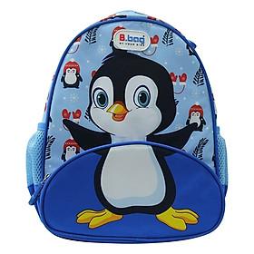 Ba Lô Mẫu Giáo Buddy-Penguin B-12-101 Xanh