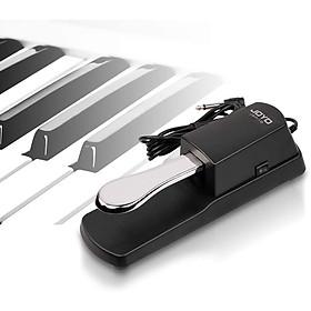 Pedal vang - Sustain Pedal Joyo JSP-10 (Có công tắc đổi chiều dùng cho đàn Organ và piano điện) - Hàng chính hãng