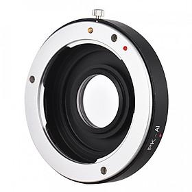 Vòng Tiếp Hợp Ống Kính Cho Ống Kính Pentax K Mount Nikon AI F
