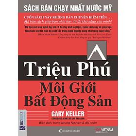 Triệu Phú Môi Giới Bất Động Sản - Sách Đỏ của chuyên gia bất động sản khắp nơi trên thế giới (tặng kèm giấy nhớ và bookmark PS)