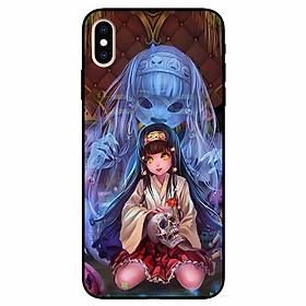 Ốp lưng dành cho Iphone Xs Max mẫu Oan Hồn Thiếu Nữ