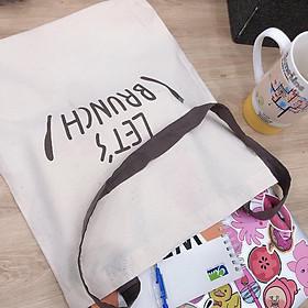 Biểu đồ lịch sử biến động giá bán Túi vải Tote đeo vai nữ - phong cách Hàn Quốc dễ thương