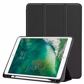 Bao Da TPU Dành Cho iPad Air/ Air2/ Pro 9.7inch/ The New 2017/ 9.7inch 2018 Có Smart Cover Và Khe Đựng Bút Cảm Ứng - Hàng Nhập Khẩu